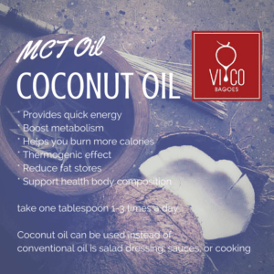 virgin coconut oil vco