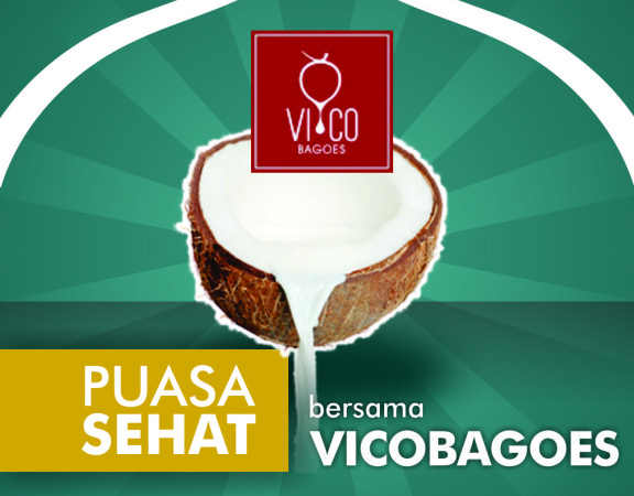 virgin coconut oil vco puasa